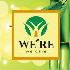 Душистая вода-спрей We're we care