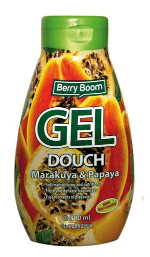 Berry Boom/Гель для душа Marakuya&Papaya 300мл