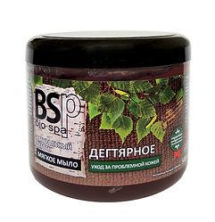 BIO-SPA / Мягкое мыло для тела и волос Дегтярное, 500 мл