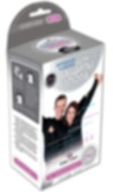 Вкладыши в одежду для защиты от пота (черные), упаковки, 10 пар в одной упаковке