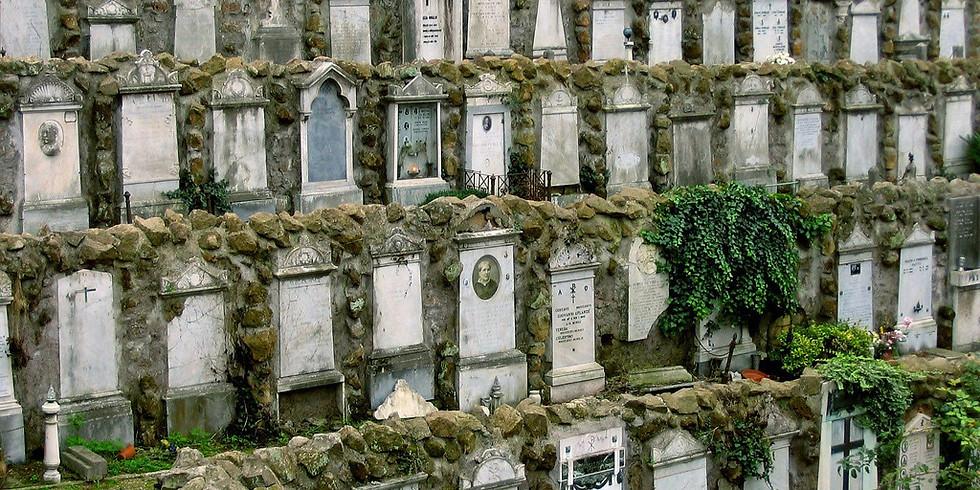 Gelataggiata - San Lorenzo Fuori Le Mura and Campo Verano Cemetery