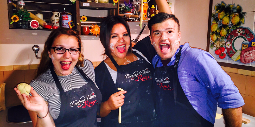 € 25 - Cooking Class