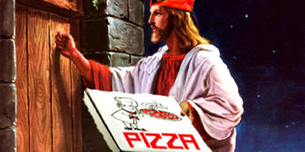Pizza & Prayer at North American College