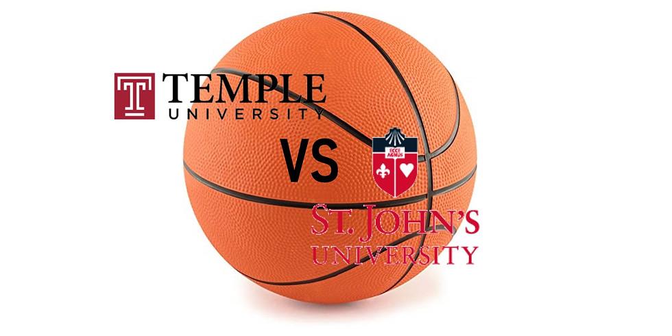 € 5 - Basketball VS Temple University