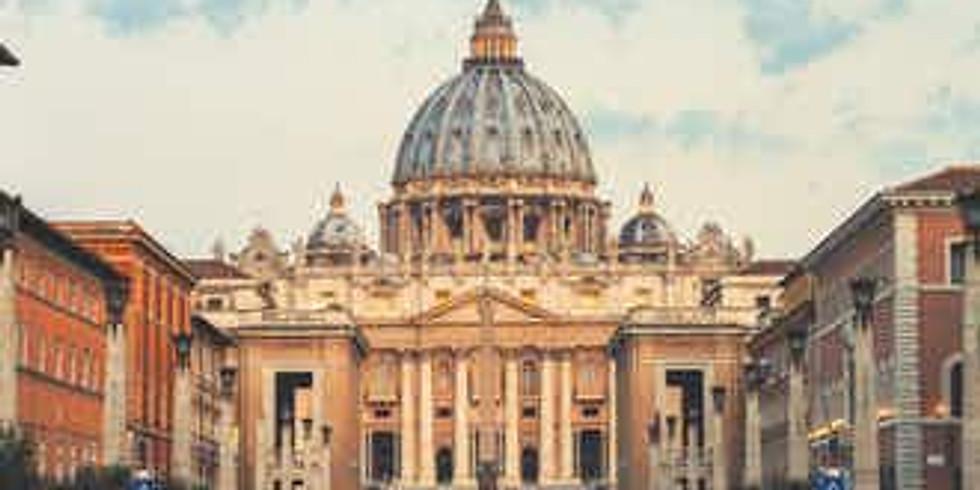 Tour of St. Peter's Basilica