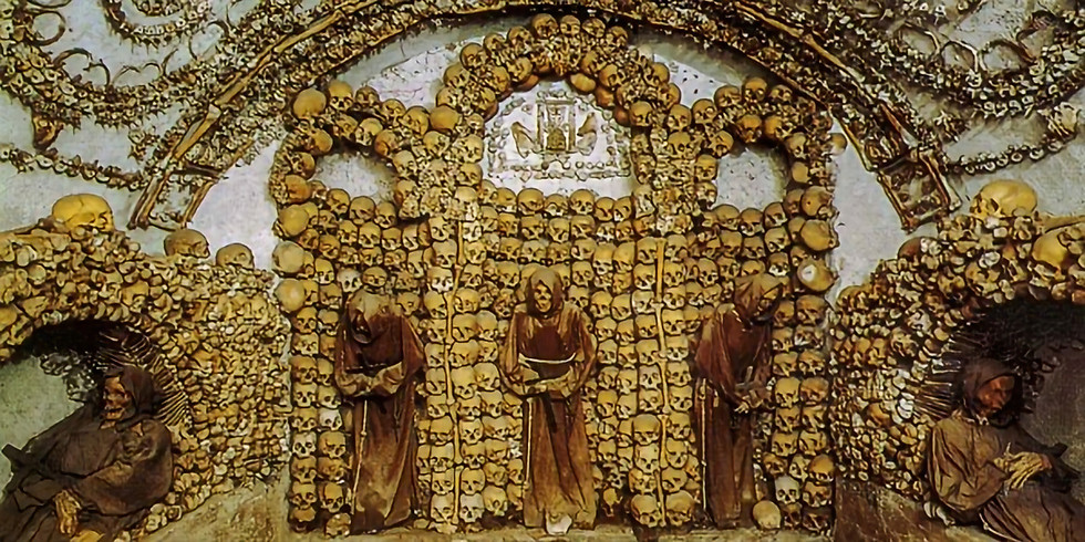 Gelataggiata - Bone Church