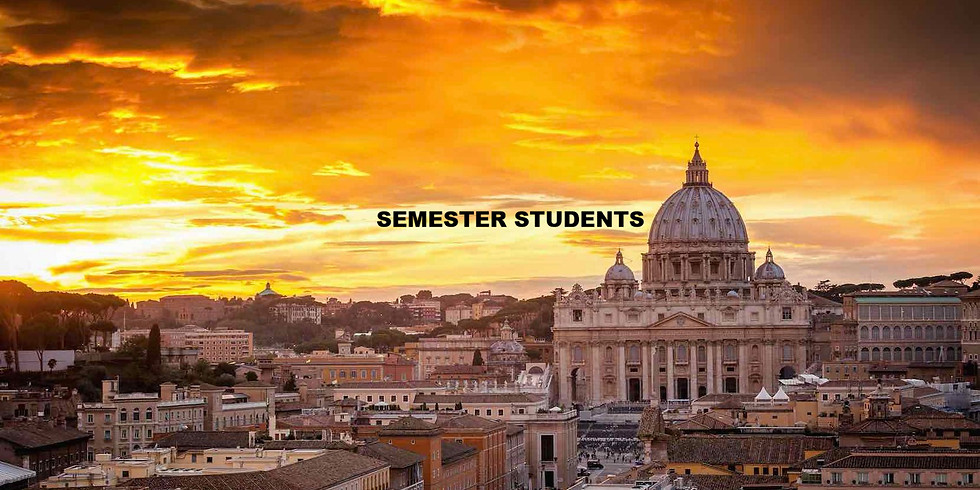 Rome Walking Tour - SEMESTER STUDENTS (1)