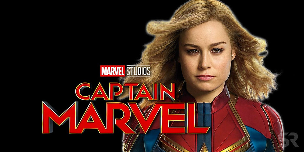 Cinema Night - Captain Marvel