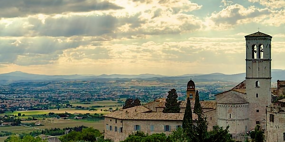 € 10 - Heading for the Hills: Day Trip to Assisi with the Deacons