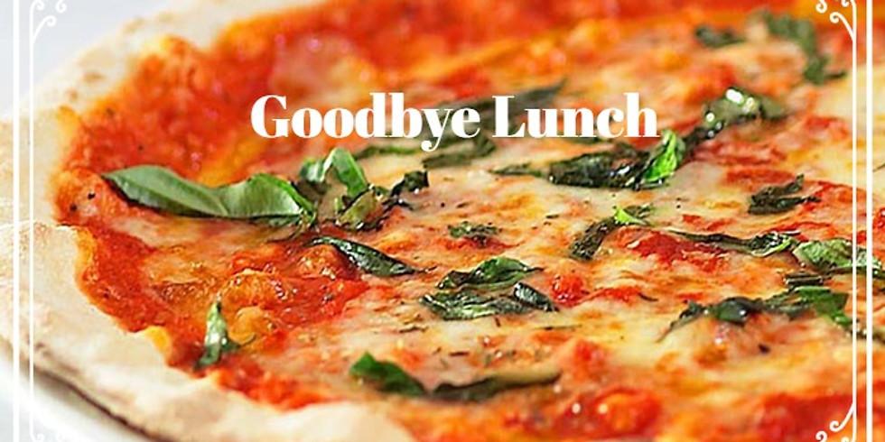DTW & Semester Farewell Lunch
