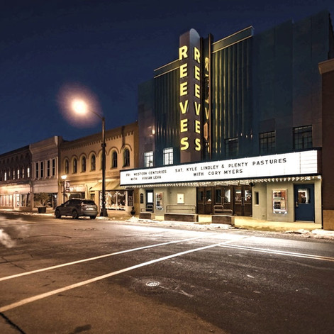 THE BRIGHT LIGHTS OF ELKIN