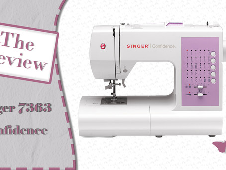 Singer 7363 Confidence Review