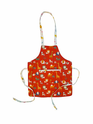 Apron for Kids - Sewing Pattern