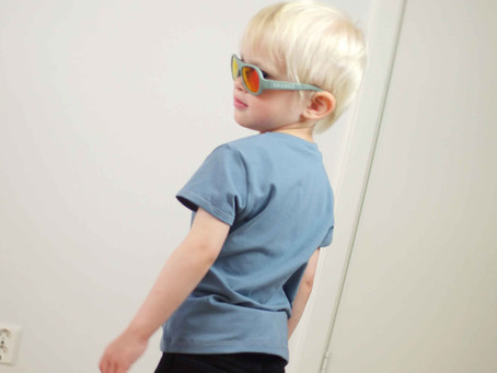 How to Sew a T-Shirt for kids