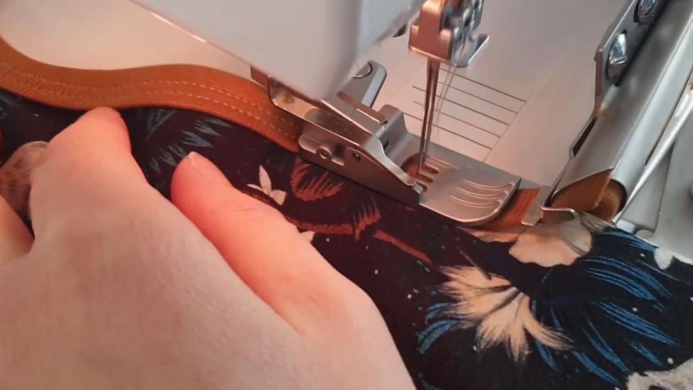Footed PJ Sleepsie Sewing pattern Tutorial