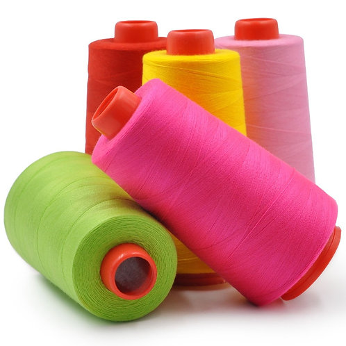 Polyester Threads - Click to select Color