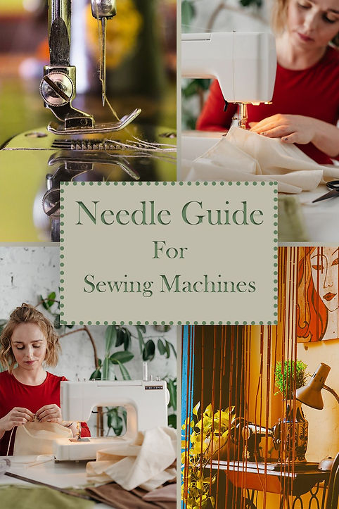 Needle Guide for sewing machines #Sewing