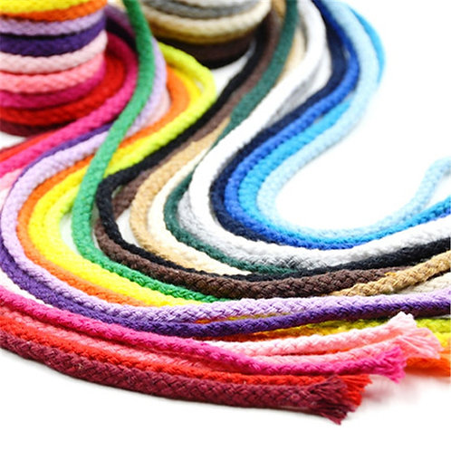 Cotton Cord 5mm 4yards
