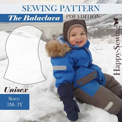 Balaclava Sewing Pattern
