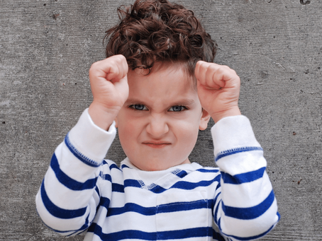 """When Your Child Screams """"Go Away,"""" Should You?"""