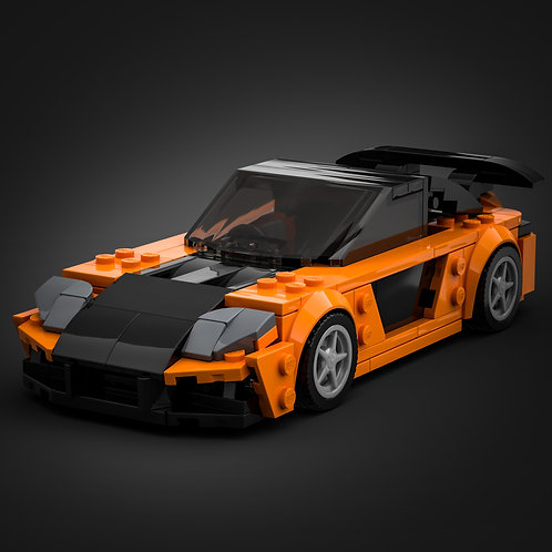 Inspired by Fast and Furious Veilside Mazda RX7 (instructions)