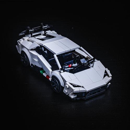 Inspired by Lamborghini Huracan Performante -  PreOrder