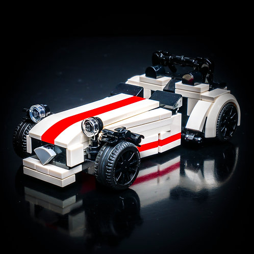 Inspired by Caterham R500 - Set
