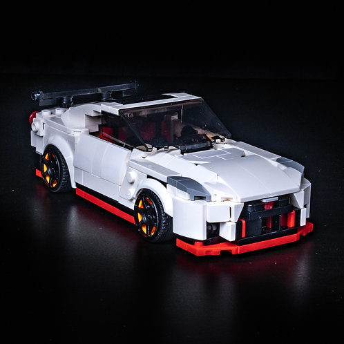 Inspired by Nissan GT-R NISMO -  PreOrder