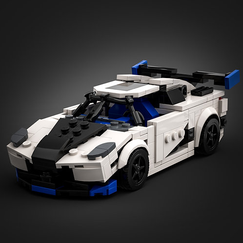 Inspired by Koenigsegg Agera RS (instructions)