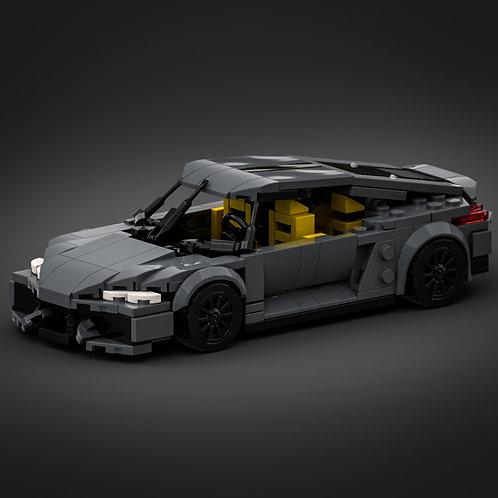 Inspired by Koenigsegg Gemera (instructions)
