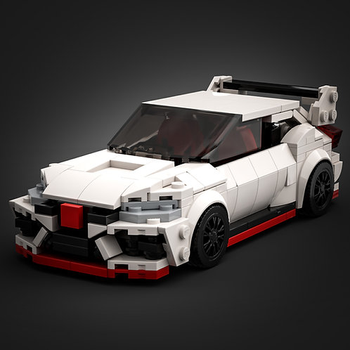 Inspired by Honda Civic Type R (instructions)