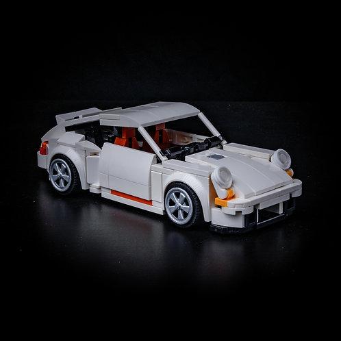 Inspired by Porsche 964 - White (Set)