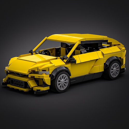 Inspired by Lamborghini Urus - (instructions)
