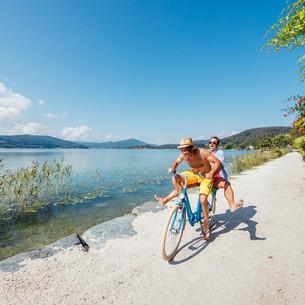 Radfahren - Geschmack der Kindheit - © Kärnten Werbung, Tine Steinthaler