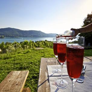 Wein in Kärnten - © Kärnten Werbung, Steinthaler