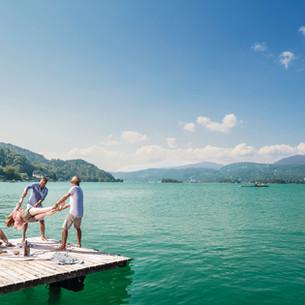 Picknick am See - Geschmack der Kindheit - © Kärnten Werbung, Tine Steinthaler