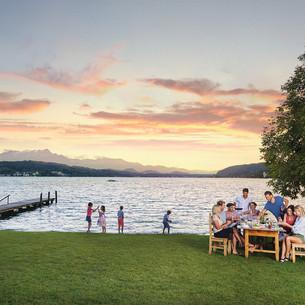 Kulinarik Kärnten - Essen am See - © Kärnten Werbung, Edward Gröger