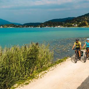 Wörthersee, Klagenfurt, Friedlstrand - © Kärnten Werbung, Uwe Geissler