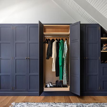 Bespoke wardrobes
