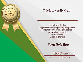 Images Certificates for the website .005