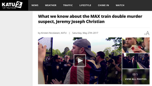 What we know about the MAX train double murder suspect, Jeremy Joseph Christian