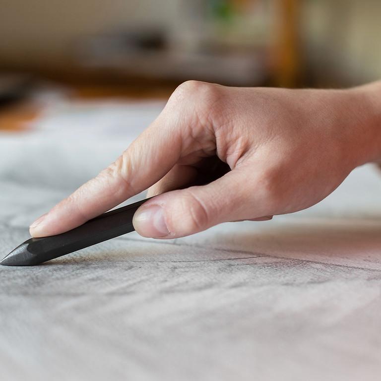 Charcoal Drawings - الرسم بالفحم