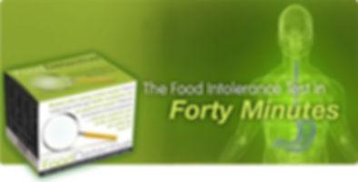 Toowoomba Naturopath, David Howell Naturopathy, Food Detective Test, Food Intolerance Test