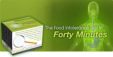 Toowoomba Naturopath, David Howell Naturopathy, Food Detective Test, Food Intolerance Test, Investigations