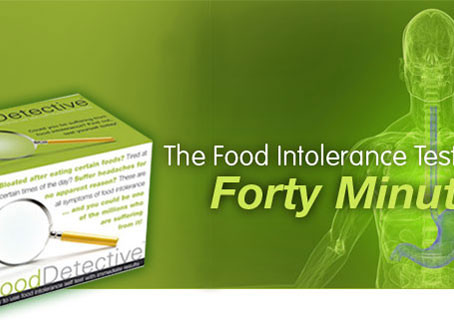 Food Intolerance Testing Now Available
