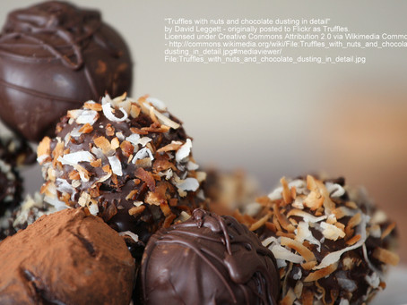 Chocolate Lovers - you may not want to know this!