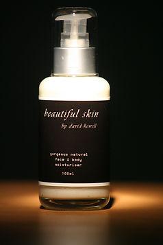 David Howell Beautiful Skin Cream