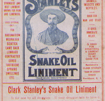 Snake Oil - Does Naturopathy Really Work?