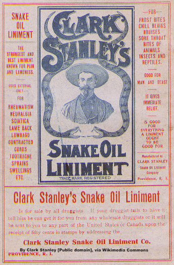 Naturopathy is not snake oil