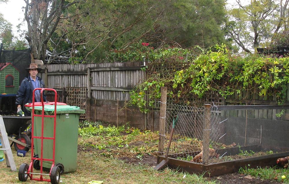Organic Gardening project